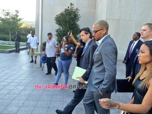 karrueche tran-Chris Brown Pleads Guilty to DC Misdemeanor Assault