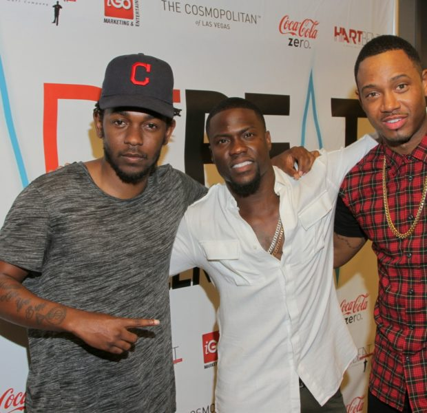 [Photos] Kendrick Lamar, Solange, Keri Hilston Attend Kevin Hart's Hartbeat Weekend
