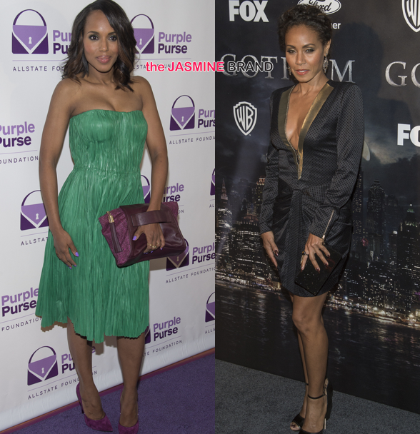 kerry washington-purple purse event-jada pinkett smith gotham premiere 2014-the jasmine brand