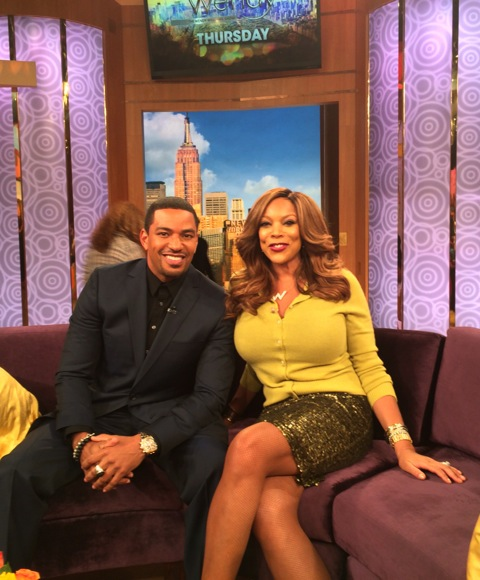laz alonso and wendy williams-the jasmine brand