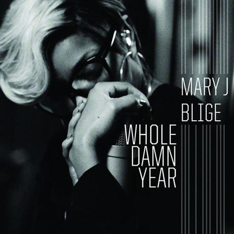 mary j blige-whole damn year-the jasmine brand