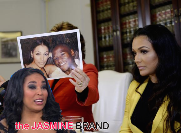 Mayweather's Baby Mama Reacts to Shantel Jackson's Lawsuit + Floyd's Rumored Girlfriend Blasts Her For Domestic Violence Claims
