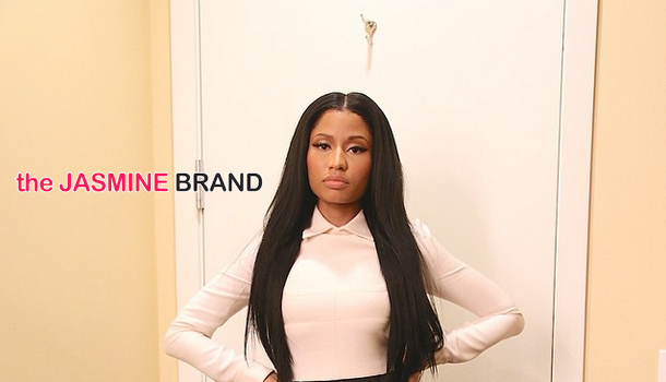 "(EXCLUSIVE) Nicki Minaj Settles Legal Battle Accusing Her of Stealing ""Starships"" Music"