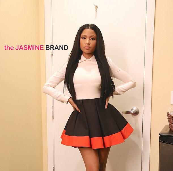 """(EXCLUSIVE) Nicki Minaj Settles Legal Battle Accusing Her of Stealing """"Starships"""" Music"""