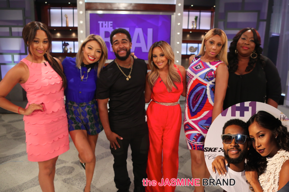 Omarion Says He & Girlfriend Represent Young, Black Love on Reality TV