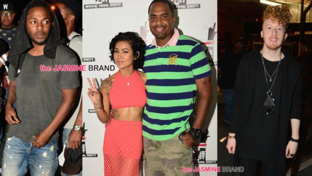 [Photos] Nas, Jhene Aiko, Kendrick Lamar, Bilal, Method Man, Daley, Amel Larrieux Perform at One Music Fest