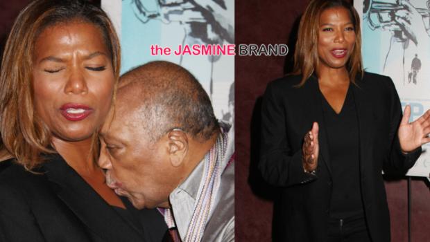 Spotted. Stalked. Scene. Queen Latifah, Quincy Jones, Rashida Jones Attend 'Keep On Keepin' On' Premiere
