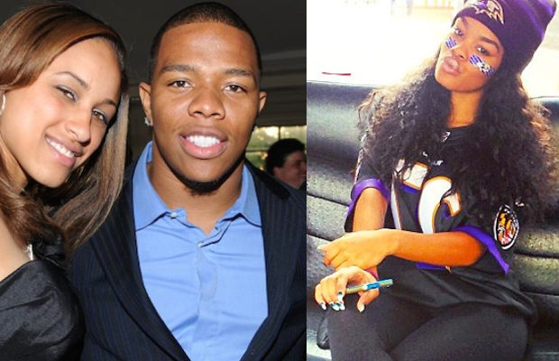 Ray Rice Allegedly Blames Hard Liquor For Incident + Teyana Taylor Denies Being Involved With NFL'er