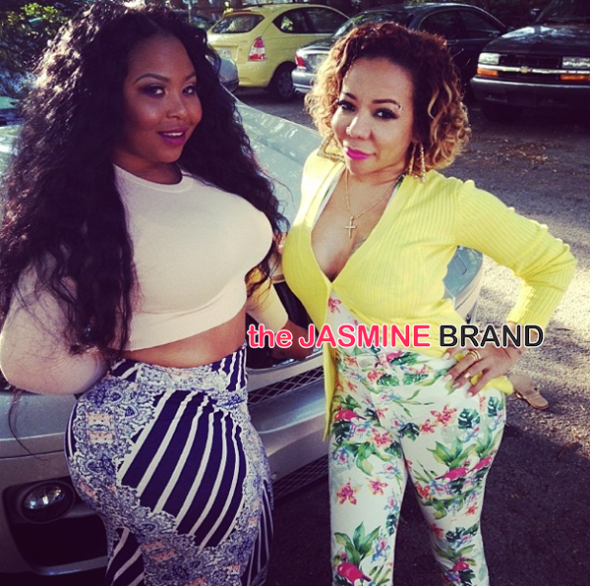 [VIDEO] Tameka 'Tiny' Harris & Bestie Land Spin-Off, 'Tiny & Shekinah's Weave Trip' + Watch the Teaser