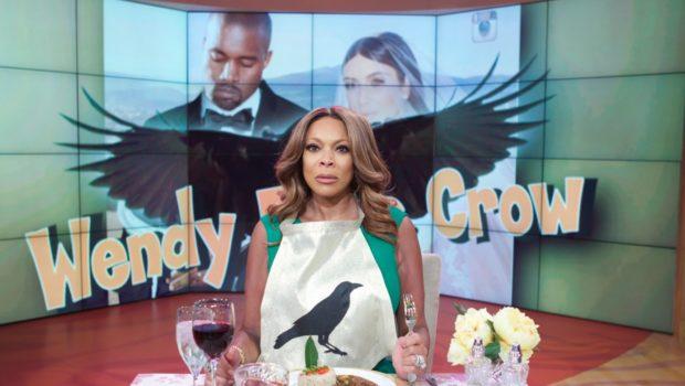 Kim Kardashian & Kanye West Force Wendy Williams to Eat Crow, Literally