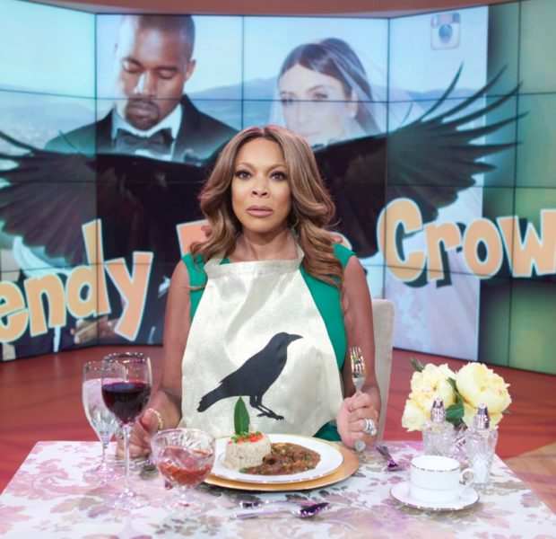 Kim Kardashian & Kanye West Force Wendy Williams to Eat Crow, Literally