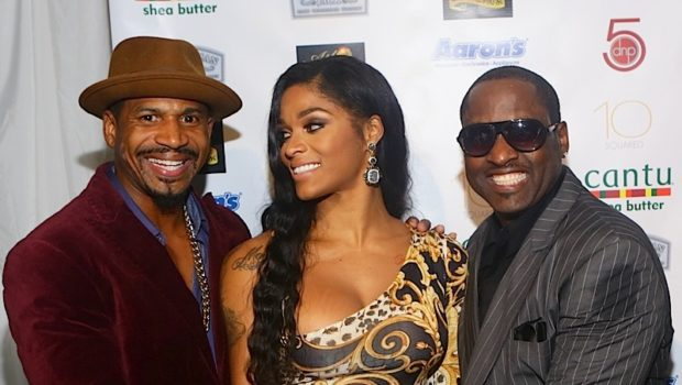 [Photos] Love & Hip Hop Atlanta's Joseline Hernandez Debuts Tiny Baby Bump With Stevie J