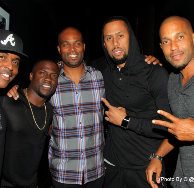 Kevin Hart Pops Up @ 'Inside Jokes', Jagged Edge Previews New Album + 'Family Time' Season 2 Premiere