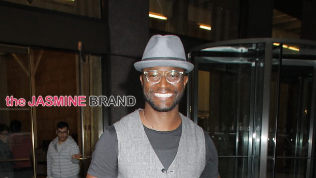 Taye Diggs Snags Recurring Role On 'Empire'