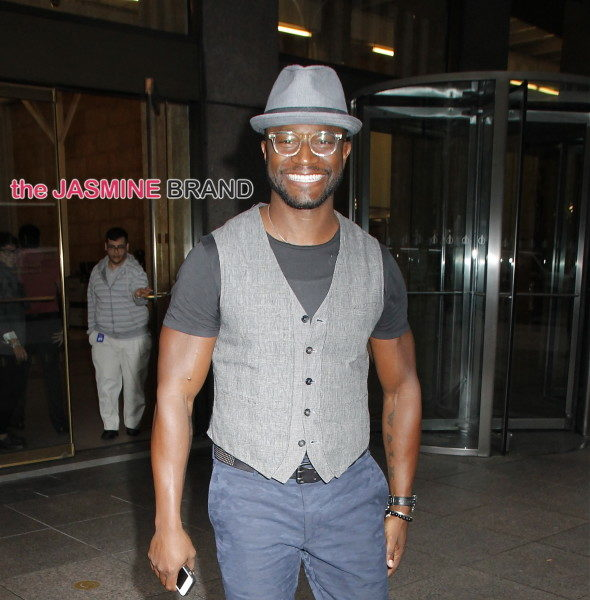 Taye Diggs Joins ABC Pilot 'Doomsday'