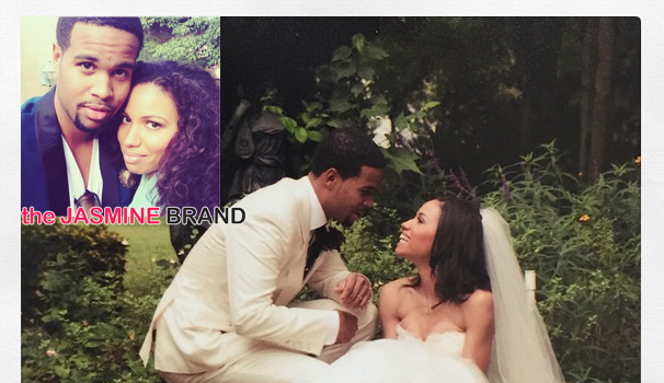 Actress Jurnee Smollett-Bell & Husband Celebrate 4 Year Wedding Anniversary + Paul Wall Celebrates 8 Years [Photos]