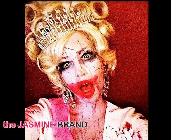 Amber Rose-celebs halloween 2014-the jasmine brand.jpg