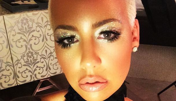Heartbreak Hotel: Amber Rose Sadly Tweets About Wiz Khalifa