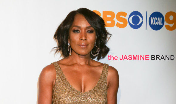 Angela Bassett Listens to Her Gut When It Comes To Her Career