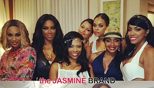 No Boys, Allowed! ATL Housewives Take Girls Trip, NeNe Leakes M.I.A. [Photos]