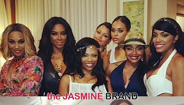 No Boys, Allowed! ATL Housewives Take Girls Trip, NeNe Leakes M.I.A. [Photos]