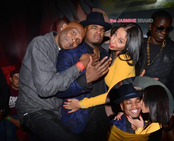 Big Boy-NeYo-Girlfriend Crystal Renee-LA Congo Room-the jasmine brand