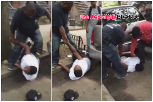 Brooklyn Teen Knocked Unconscious by NYPD Officer-Weed Stop-the jasmine brand