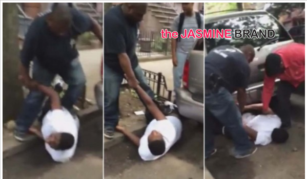 NYPD Officer Allegedly Knocks Teen Unconscious, After Weed Stop