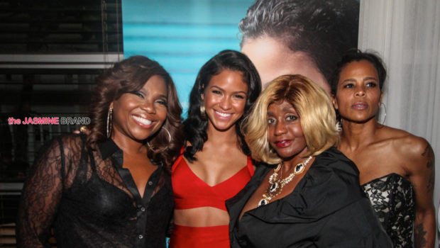 Cassie & Mona Scott-Young Host MIA Dinner Party: Janice Combs & Laurieann Gibson Attend