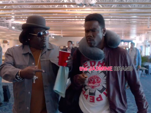 Cedric the Entertainer-Chris Rock-Top Five Trailer-the jasmine brand