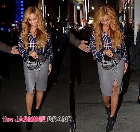 Celebrity Beyonce Fashion 2014-the jasmine brand