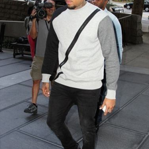 Chris Brown-DC Court Appearance-the jasmine brand