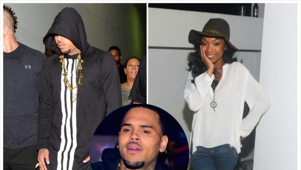 Chris Brown & Brandy Party in Atlanta [Photos]