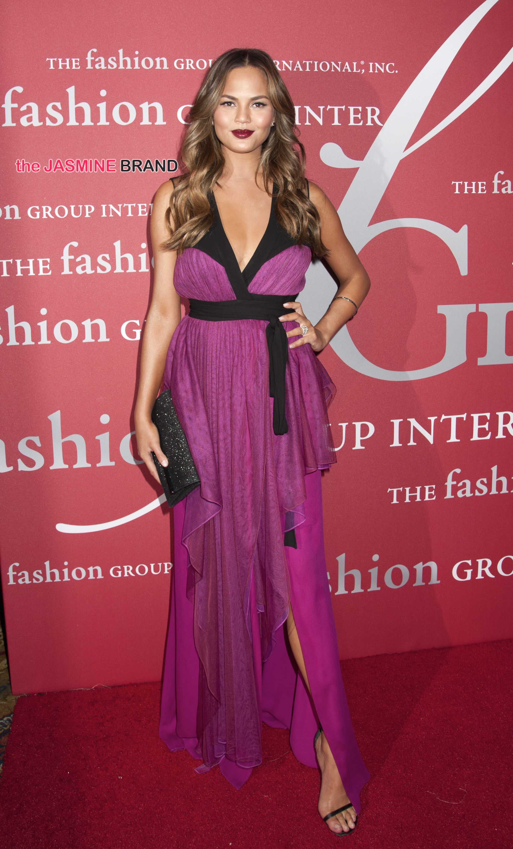 31st Annual Night of Stars Presented by the Fashion Group International - Inside Arrivals