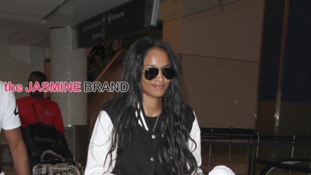 Celebrity Stalking: Ciara, Pharrell, Amber Rose, Kevin Hart, Eva Longoria, Zendaya