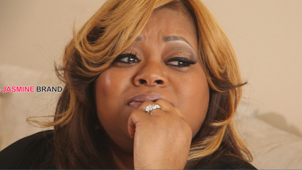 Countess Vaughn Says Boyfriend Threw Bleach In Her Face, Strangled Her & Abused Her For Years