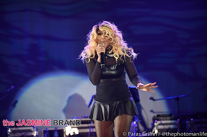 Photos] Keyshia Cole, Jazmine Sullivan, Tamar Braxton Perform At ...