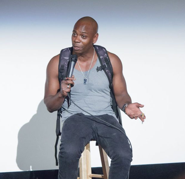 Dave Chappelle Pops-Up At Russell Simmons' 'Def Comedy Live' + Cedric the Entertainer, Angela Simmons, Jason Weaver, Terrence J Attend