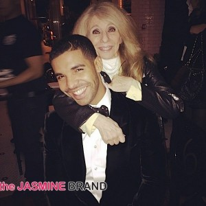 Drake Celebrates 28th Birthday with Dinner-Mom-the jasmine brand