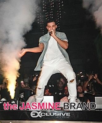 Miami Club Scene: Drake Throws B-Day Bash x Lil Wayne, The Game, Ray J, Lil Jon Attend [Photos]