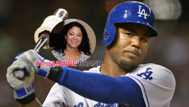 (EXCLUSIVE) LA Dodgers Carl Crawford Loses Legal Battle With Baby Mama, Amy Freeman