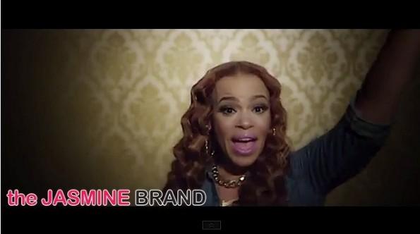Faith Evans-Good Time Video-the jasmine brand