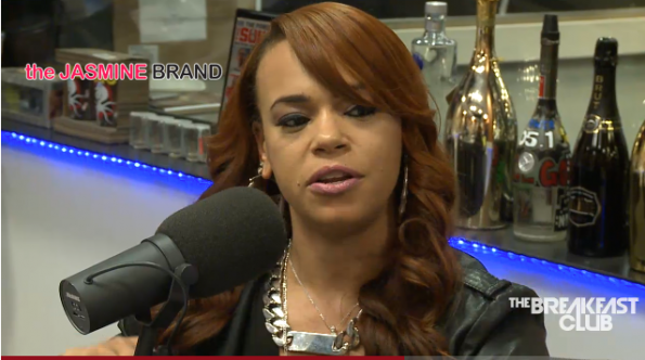 Faith Evans Talks Lil Kim Throwing Shade-Son s Sexuality and Crackhead Rumors-the jasmine brand