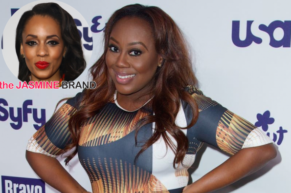 Geneva Thomas Allegedly Suing Melyssa Ford $25 Mill Over Brawl-the jasmine brand