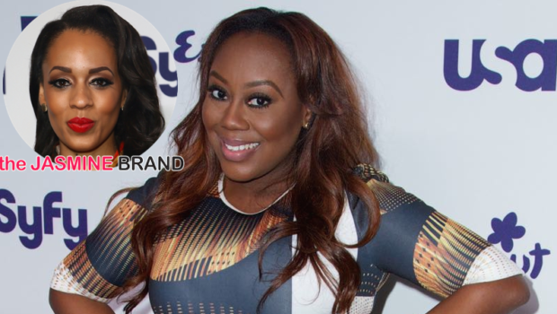 [Cut The Check] Geneva Thomas Allegedly Suing Melyssa Ford $25 Mill Over Brawl