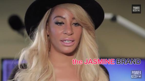 Hazel E-Love and Hip Hop Hollywood-the jasmine brand