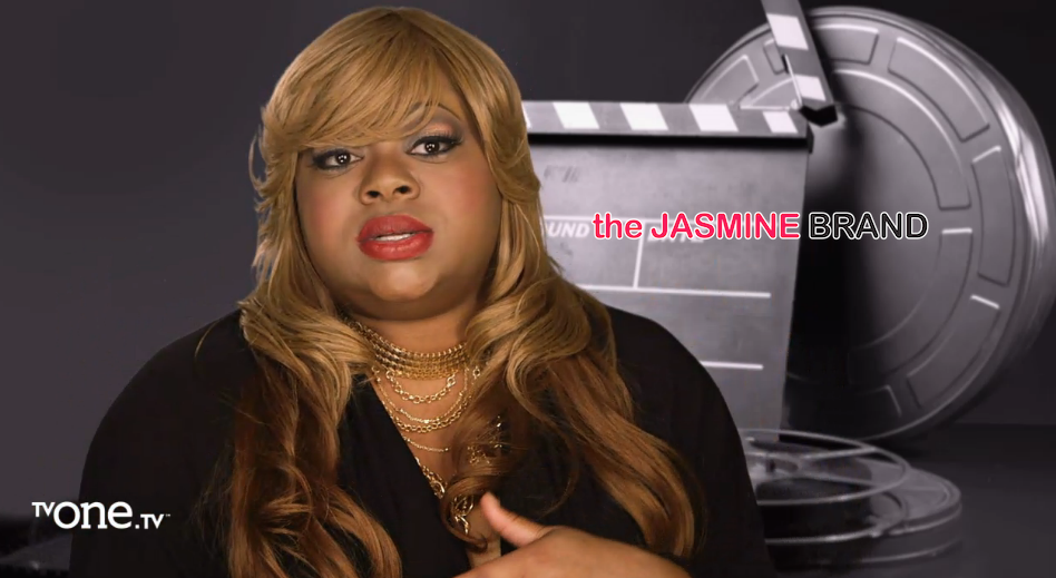 video hollywood divas countess vaughn gets nipped