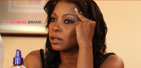 Hollywood Divas-Paula Jai Parker-Drinks Thrown-Being Blackballed-the jasmine brand