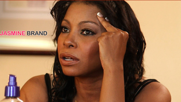 Hollywood Divas' Paula Jai Parker: I'm Not Crazy! I Know What Happened To Me.