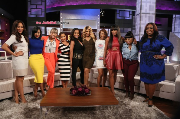 Hollywood Divas Visits The Real-the jasmine brand